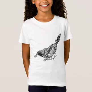 Bird Tattoo T-Shirt