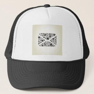 Bird the letter trucker hat