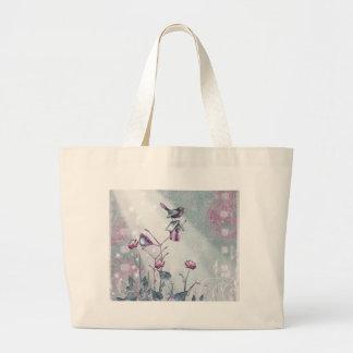 Bird Canvas Bag