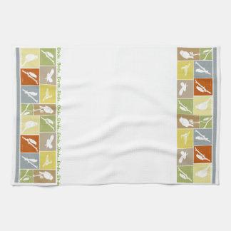 Bird Towel