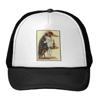Bird Waiter Hats