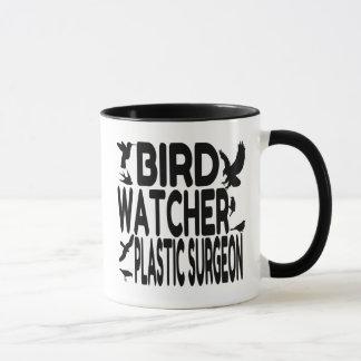 Bird Watcher Plastic Surgeon Mug