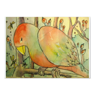 Bird Watchers Card