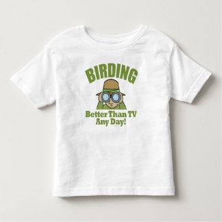Bird Watching Tee Shirts