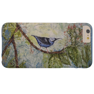 Bird Watercolor Art Barely There iPhone Case