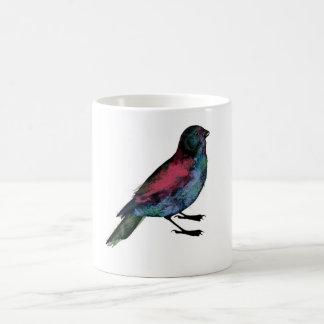 Bird Watercolour Mugs