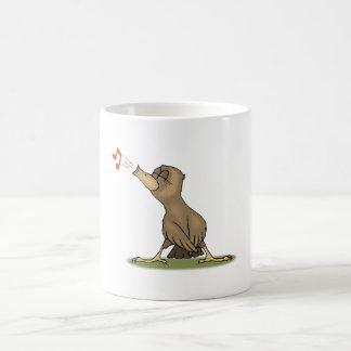 Bird Whistling Coffee Mugs