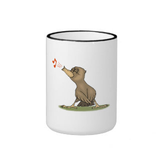 Bird Whistling Mugs