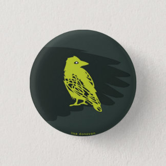 Bird & Wing Design Pin
