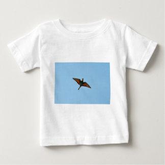 Bird With Butterfly In Beak Baby T-Shirt