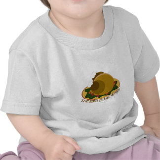 Bird Word T Shirts