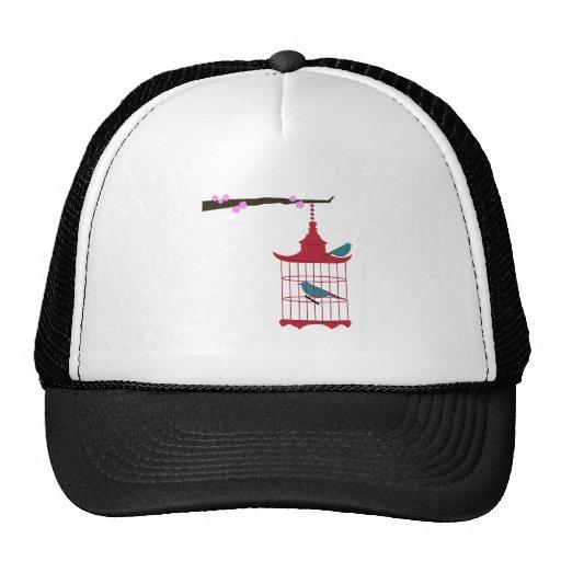 Birdcage Branch Hat
