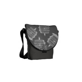 Birdcage Courier Bags