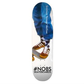 "Birdchest ""Skippy"" McGee Custom Skate Board"