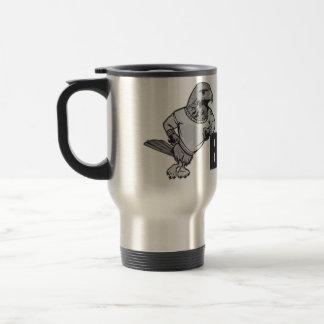 Birder, Eagle Stainless Steel Travel Mug