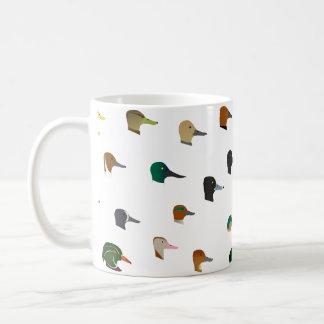 BirdFace Duck Mug
