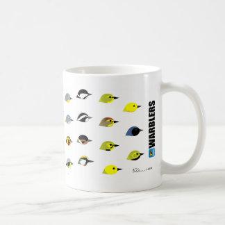 BirdFace Warbler Mug