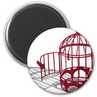 BirdHouse092110 6 Cm Round Magnet