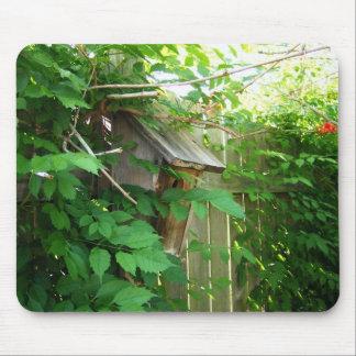 Birdhouse Mouse Mat