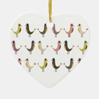 Birdie Christmas Ornament