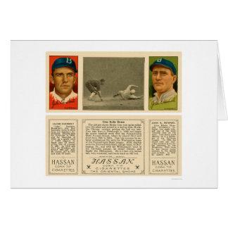Birdie Cree Yankees Baseball 1912 Card