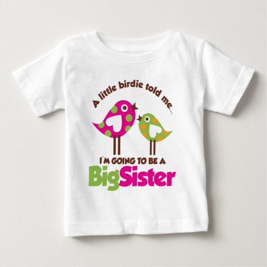 Birdie Going To Be A Big Sister Baby
