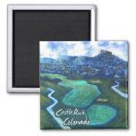 Birdie, Golf Course Magnet
