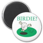 Birdie Refrigerator Magnets