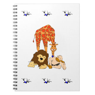 Birdie s Search for Hippo Spiral Note Books
