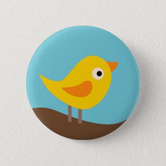 BirdieA3 6 Cm Round Badge