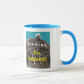 Birdies for Bernie mug