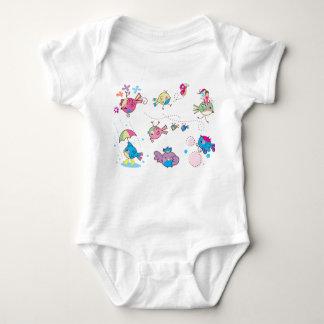 Birdies Infant Creeper