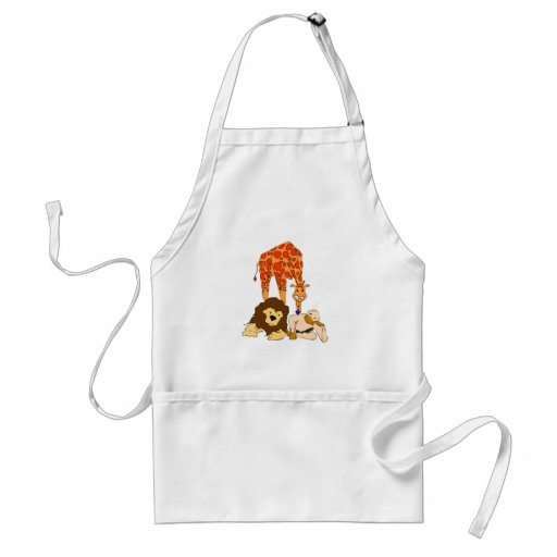 Birdie's Search for Hippo Aprons