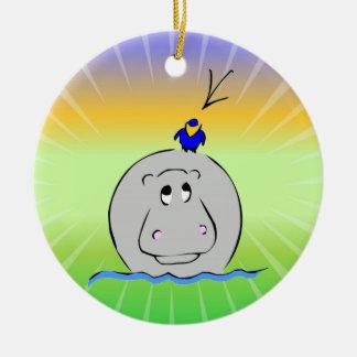 Birdie's Search for Hippo Ornament