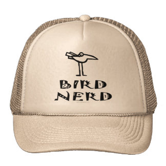 Birding, Birdwatching, Ornithology Cap
