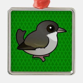 Birdorable 'Akikiki Christmas Ornament