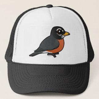 Birdorable American Robin Trucker Hat