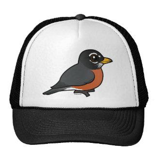 Birdorable American Robin Trucker Hats