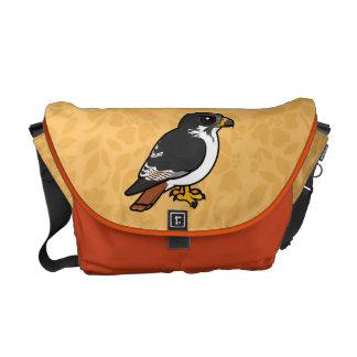 Birdorable Augur Buzzard Messenger Bags
