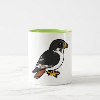 Birdorable Augur Buzzard Two-Tone Mug