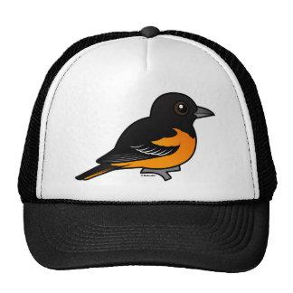 Birdorable Baltimore Oriole Trucker Hat