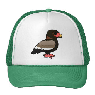 Birdorable Bateleur Hats