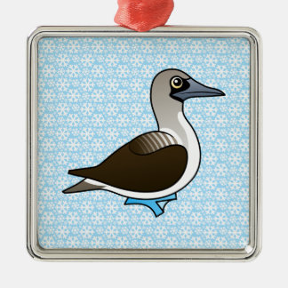Birdorable Blue-footed Booby Christmas Tree Ornaments