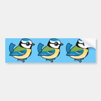Birdorable Blue Tit Bumper Sticker