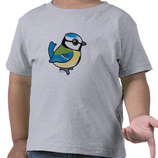 Birdorable Blue Tit Tee Shirts