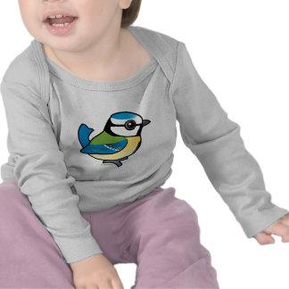 Birdorable Blue Tit T-shirts