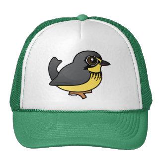 Birdorable Canada Warbler Hat