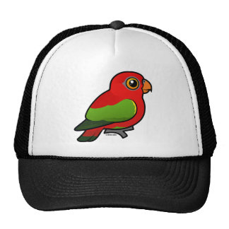 Birdorable Chattering Lory Hats