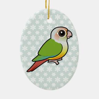 Birdorable Cinnamon Green-cheeked Conure Christmas Ornament