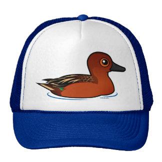 Birdorable Cinnamon Teal Hat